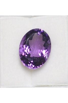Amethyst Oval Stone 15mmx11mm (6.71 cts)