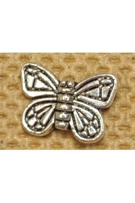 Butterfly Charm 10.5mmx15mm