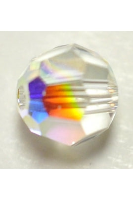 Crystal Aurore Boreale(AB) Round 4mm
