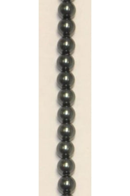 Crystal Tahitian-Look Swarovski Pearl 4mm