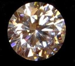 Diamond-Color Cubic Zirconia (Single Piece)
