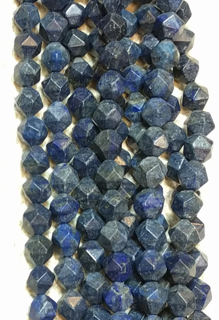 Faceted Lapis