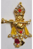 Golden-color Krishan Pendant-1 (40mmx27mm)