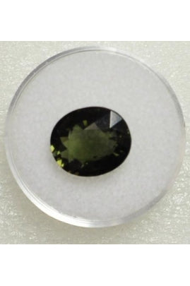 Green Tourmaline Oval Shape 10.5mmx11.5mmx8mm (7.45 ct) [ONLY ONE IN STOCK]