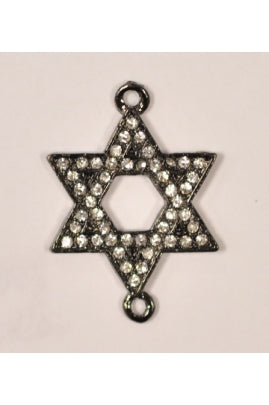 Star of David 24mm