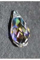 Swarovski Clear AB Drop 13mmx6.5mm
