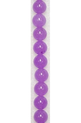 Violet-Color Jade 10mm