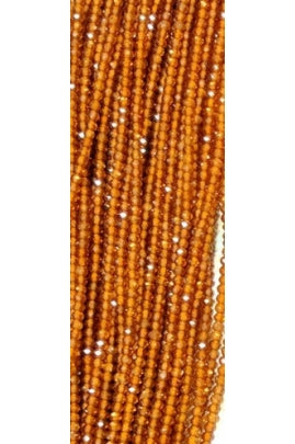 Yellow Topaz 2mm