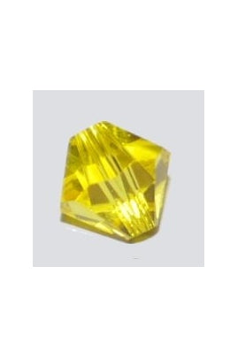 Citrine-Color Swarovski Bicone