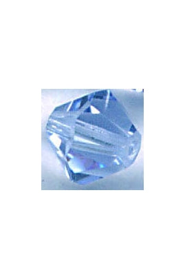 Light Sapphire-Color Swarovski Bicone 6mm