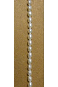 Rice Pearl 2.5mmx3mm