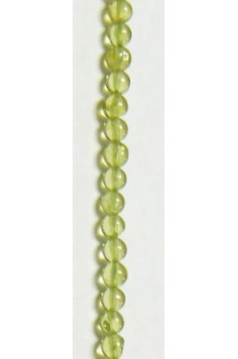 Peridot Plain 2.5mm