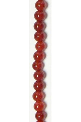 Red Jade 4mm