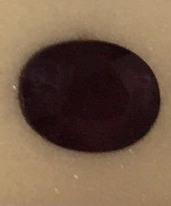 Ruby Stone (17.685 cts) 13.2mmx15.4mm