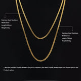 NCGS01S - Cuban Long Choker Chain