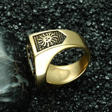 RGD02C - Past Master MASON RING - SPECIAL DEAL 70% OFF Plus FREE Shipping! - Noirdesigner.com