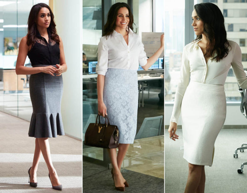 How to rock business casual at the office or a job interview by Edgy Couture Online Fashion Store