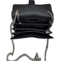 Vintage Black Luxury Rhinestone Designer Hand Bag