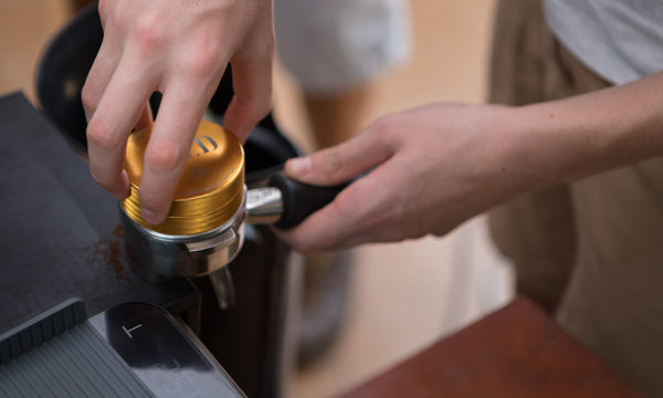 Extracting the perfect espresso shot every time