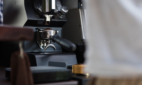 Home Espresso machine: Variable 3: Dose and distribution