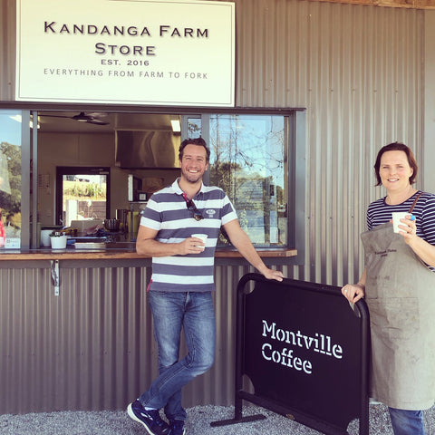 Kandanga Farm Store Cafe Fairtrade OrganicMontville Coffee