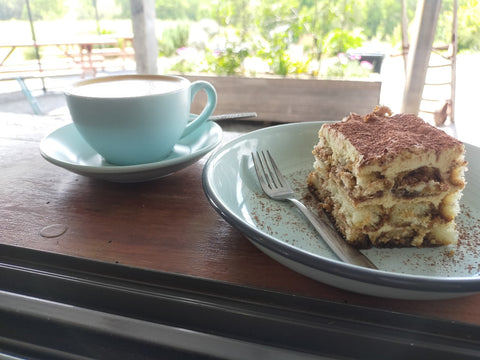 Kandanga Farm Store Cafe Tiramisu Fairtrade Organic Montville Coffee