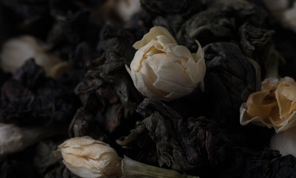 Midnight Blossom Oolong Tea