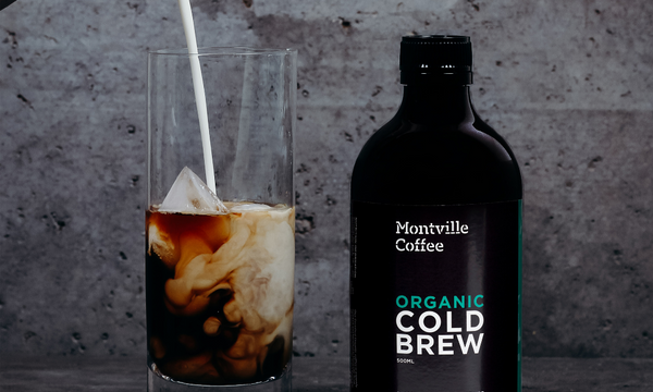 Organic Cold Brew Concentrate