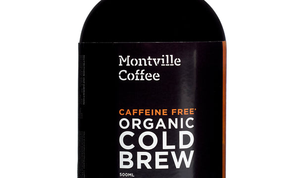 Organic Cold Brew Concentrate Caffeine Free