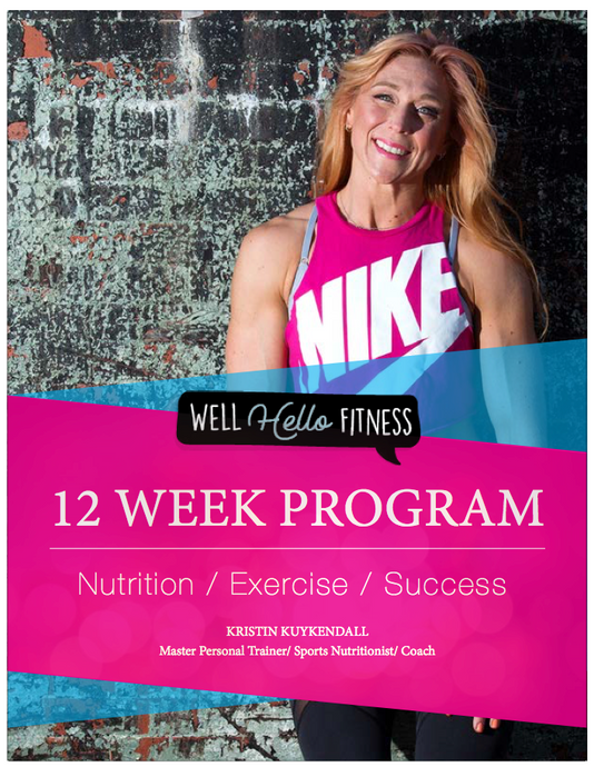 12 Week Transformation Program
