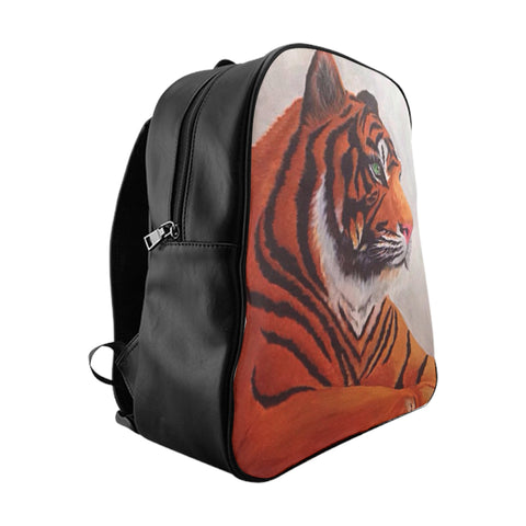 Tiger School Backpack