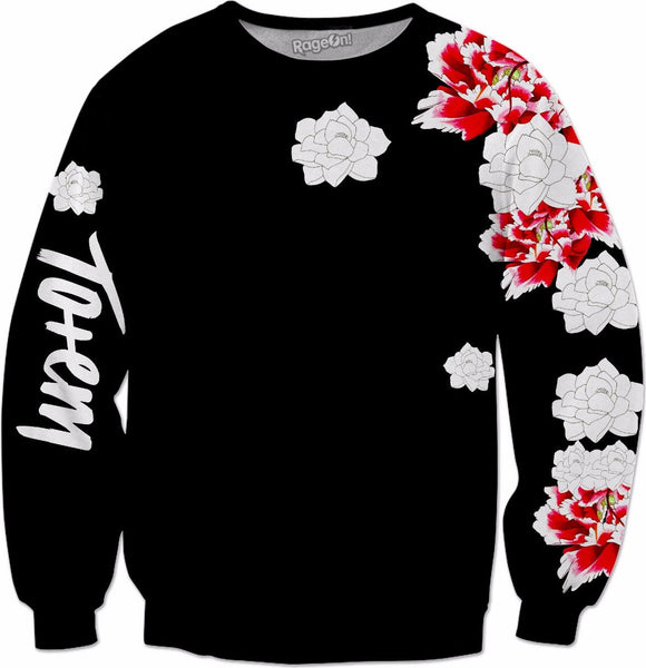 Totem Floral Sweater