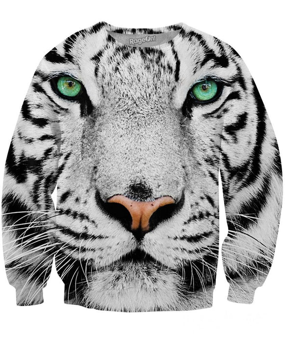 Tiger Frost Sweater