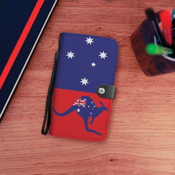 Australian Wallet Phone Case