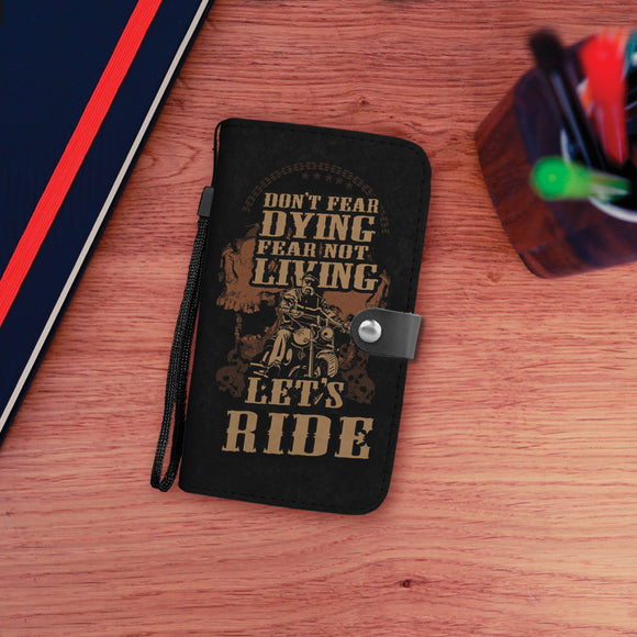 Biker Wallet Phone Case