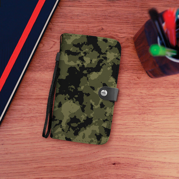 Camo Wallet Phone Case