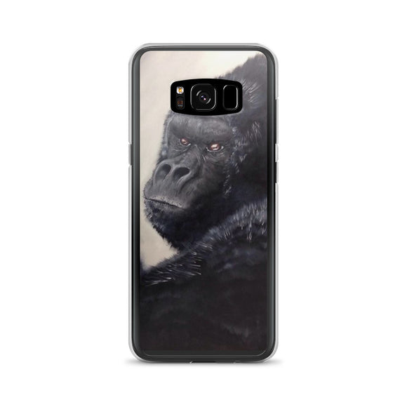 Gorilla Design Samsung Galaxy S8 & S8+ Phone Cases