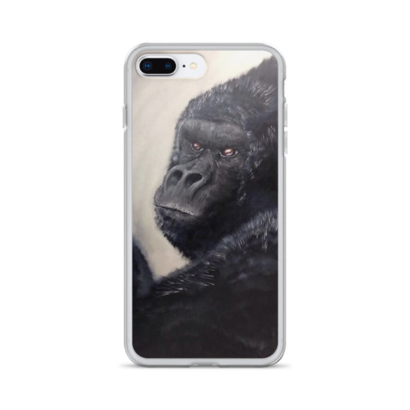 Gorilla Design Iphone 7/8, 7 Plus 8 Plus and Iphone X Phone Case