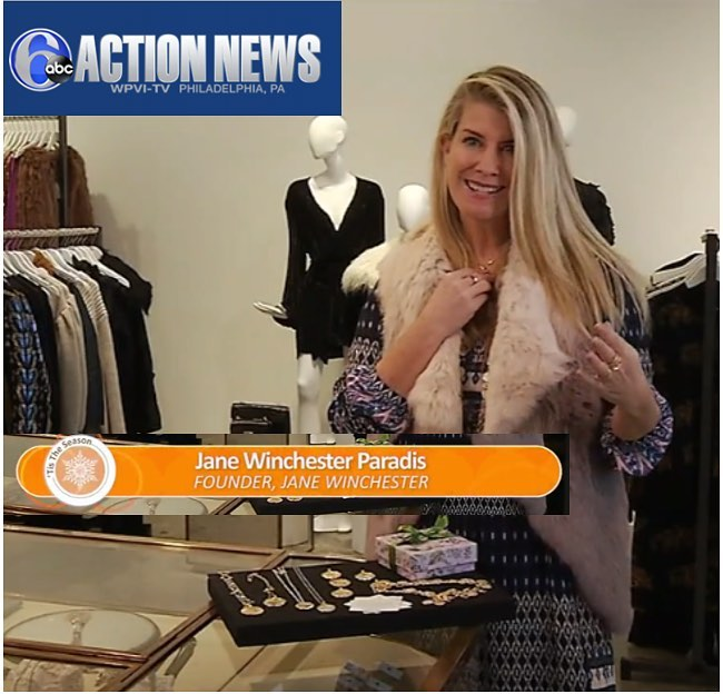 ABC FYI Philly Features Jane Winchester