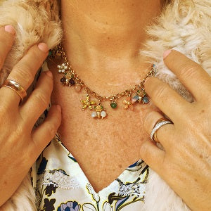 FALL MUST HAVE: The Charm Necklace