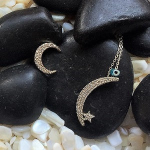 Trending in Jewelry: Crescents and Moons