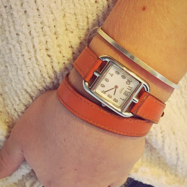 Leather Bracelets: An Expensive Habit (that's totally worth it)
