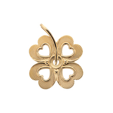 LUCKY IN LOVE Clover Pendant
