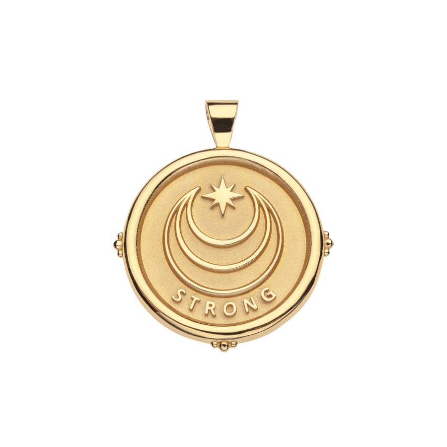 STRONG JW Original Pendant Coin (Et Surgo)