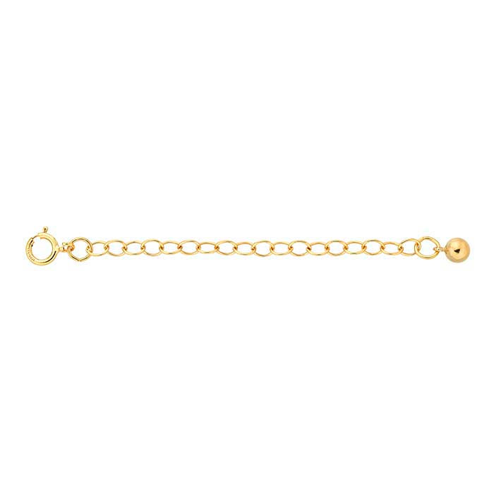 Gold Chain Extender 2