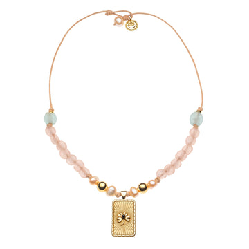 Fortunata Bead Necklace (STRONG Collection)