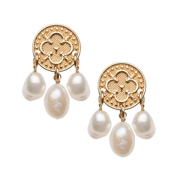 LOVE Aperitif Pearl Earrings