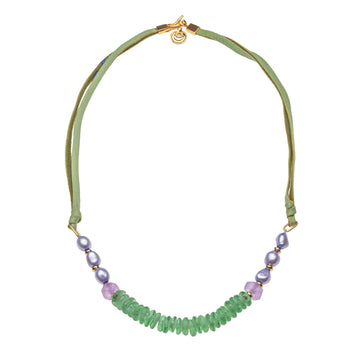 Marina Beaded Necklace (STRONG Collection)