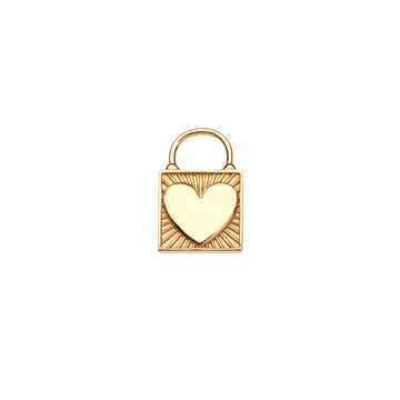 Baby Love Locked Pendant