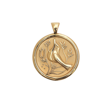 PEACE JW Original Pendant Coin